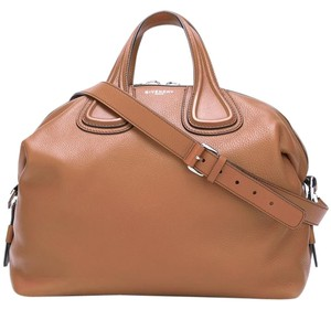 Givenchy Satchel in camel brown