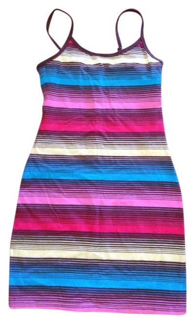 Derek Heart short dress Multi on Tradesy