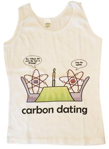 CafePress Chemistry Small Top White