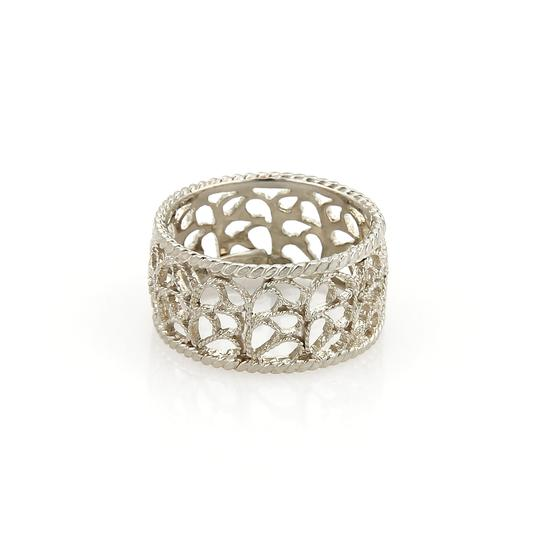 Preload https://img-static.tradesy.com/item/21657190/buccellati-16374-filidoro-sterling-silver-9mm-mesh-band-ring-0-0-540-540.jpg
