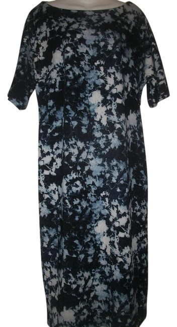 Item - Blue Style Number 9155786 Mid-length Casual Maxi Dress Size 16 (XL, Plus 0x)