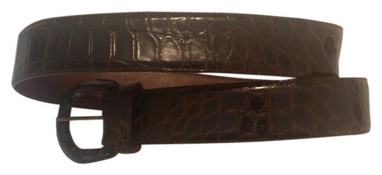Ralph Lauren Ralph Lauren Alligator Leather bBelt