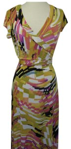 Multi Color Maxi Dress by Snap