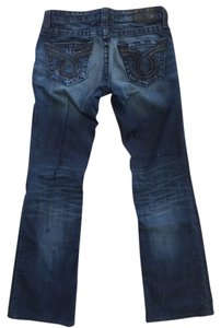 Big Star Boot Cut Jeans-Dark Rinse