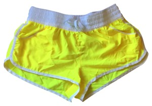 OP Mini/Short Shorts Neon Yelllow