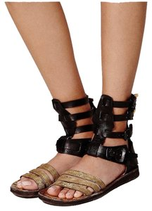 Free People Forever Young Gladiator Sz 39 Euro Sandals