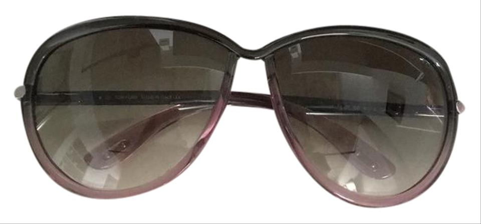 54992fc1b5b2c Tom Ford Pink and Olive Sabrina Tf161 Sunglasses - Tradesy