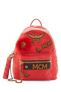 MCM Tote Handbag Backpack