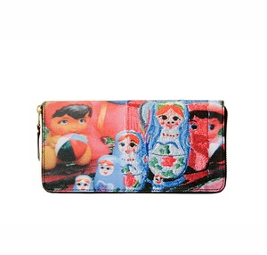 COMME des GARÇONS Comme des Garcons Wallet Matryoshka Dolls New with Tag