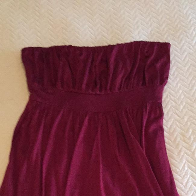 Banana Republic short dress Wine on Tradesy