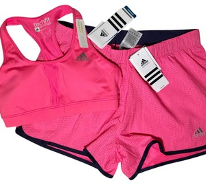 adidas Pink Workout Outfit
