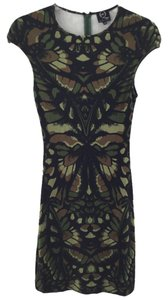 MCQ by Alexander McQueen short dress Camo on Tradesy