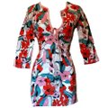 Ted Baker Designer Floral Cover Up Tunic