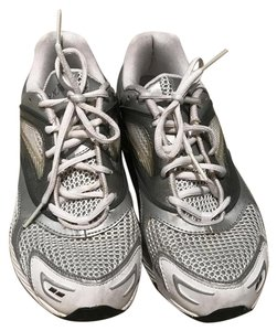 Ryka Sneakers Size 8.5 Sneakers Sneakers Silver, White Athletic