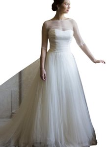 Augusta Jones Light Ivory Diana Wedding Dress Size 20 (Plus 1x)