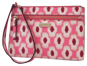 Kate Spade Wristlet in Red, Pink, White