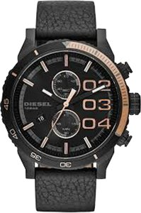 Diesel Diesel Male Casual Watch DZ4327 Black Analog