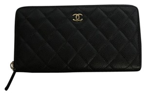 Chanel Chanel Classic Zip Around Wallet