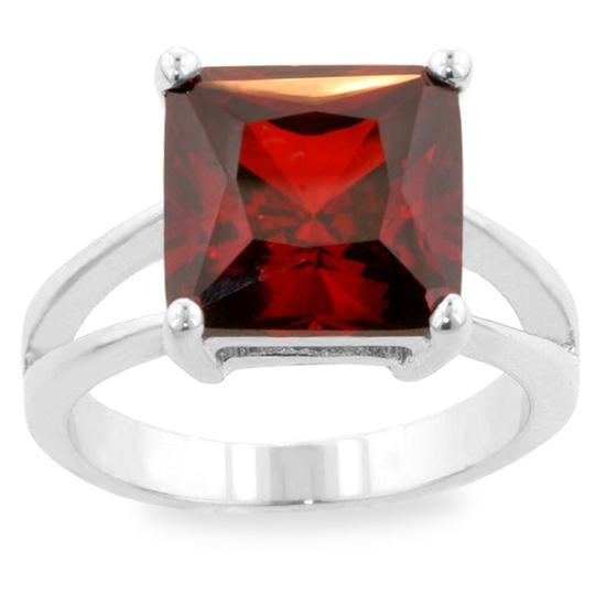 Preload https://img-static.tradesy.com/item/21665219/deep-red-cubic-zirconia-cocktail-silver-size-7-ring-0-0-540-540.jpg