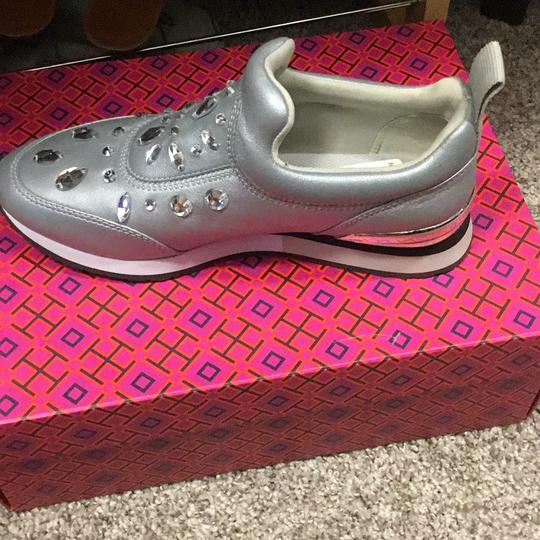 Tory Burch silver Athletic Image 5