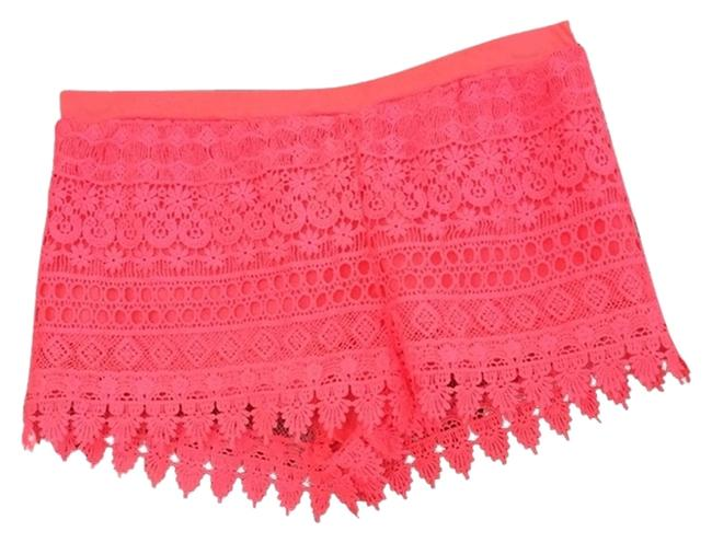 Divided by H&M Shorts Neon Pink