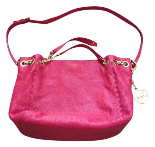 7058a7f1e9c504 Michael Kors Pink Bag With Gold Chain | Stanford Center for ...