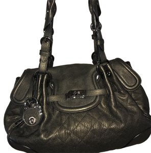 Moschino Satchel in olive