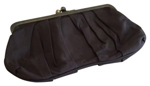 J.Crew Chocolate Clutch