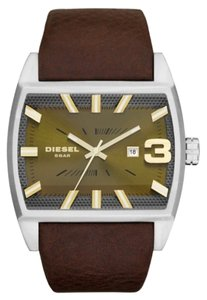 Diesel Diesel Male Casual Watch DZ1675 Silver Analog
