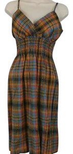 Brown Maxi Dress by She's Cool