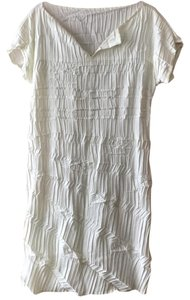 Babette short dress Cream on Tradesy