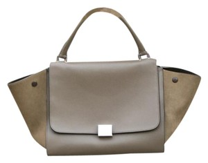 Céline Satchel in grey