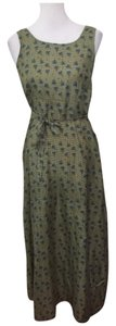 greens Maxi Dress by Urban Outfitters