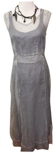 grey Maxi Dress by Urban Outfitters