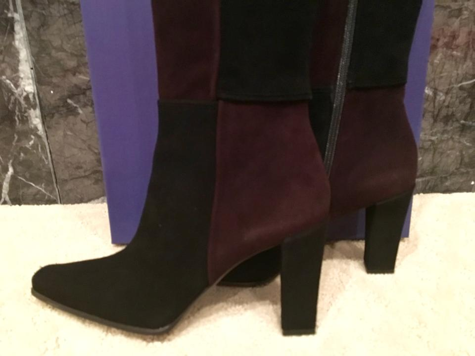 Booties 'quadrant' Black Weitzman Boots Brown and Stuart pwYUxqRw