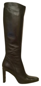 Ellen Tracy Leather Vintage Leather black Boots