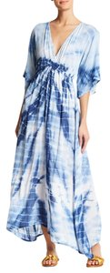 Blue Maxi Dress by Anama
