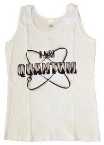 CafePress Quantum Small Shirt Top White