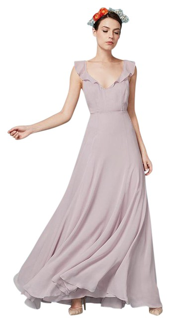 Reformation Lilac/Purple Isabella Dress