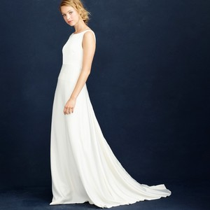 J.Crew Percy Gown Item 47605 Wedding Dress