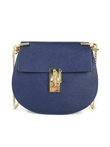 Chloe Crossbody Leather Shoulder Bag