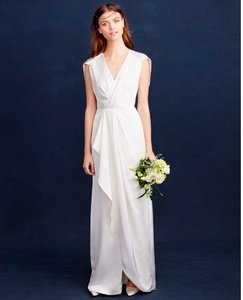 J.Crew Adrienne Gown Wedding Dress