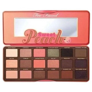 Too Faced Sweet Peaches 18 Stunning Shades