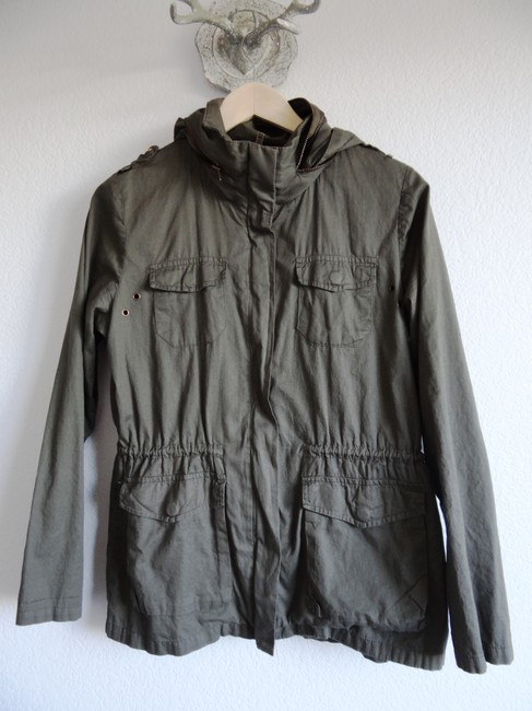 Iris Los Angeles Army Military Lightweight Military Jacket