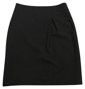 Brooks Brothers Wool Work Smart Pair With A Pump Skirt Black
