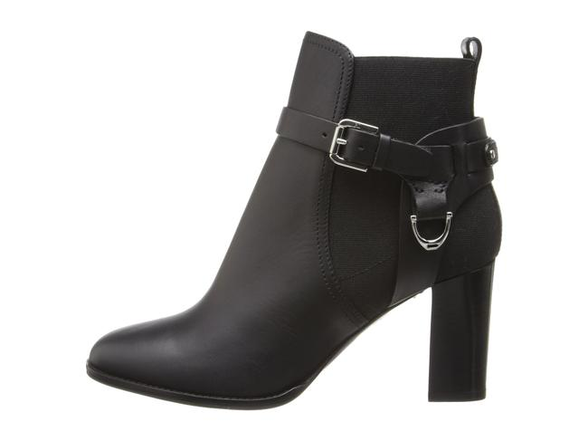 Ralph Lauren Collection Black Meadow Ankle 6/ 36 Boots/Booties Size US 6 Regular (M, B) Ralph Lauren Collection Black Meadow Ankle 6/ 36 Boots/Booties Size US 6 Regular (M, B) Image 1