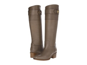 Ralph Lauren Collection Sadira Riding Truffle Boots