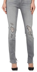 J Brand Boot Cut Jeans-Distressed