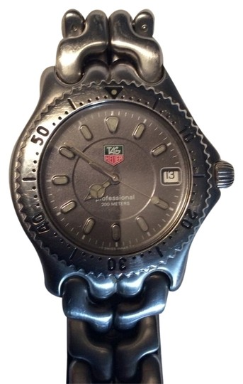Preload https://item1.tradesy.com/images/tag-heuer-slate-grey-stainless-steel-men-s-watch-2167335-0-0.jpg?width=440&height=440