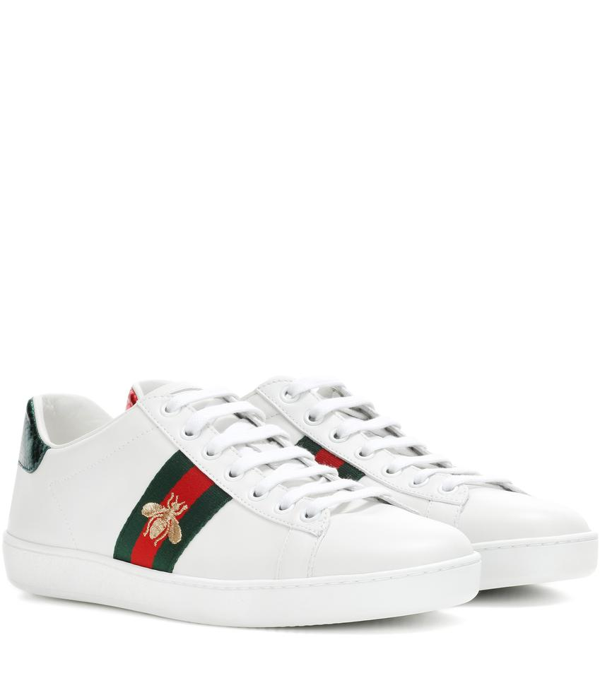 Aceweb gucci white new ace web bee eu 38.5 sneakers size us 8.5 regular (m, b) 6%  off retail